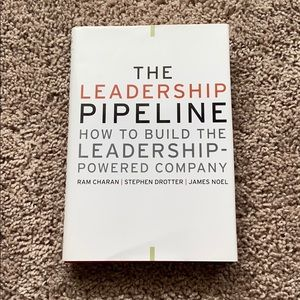 Leadership pipeline book